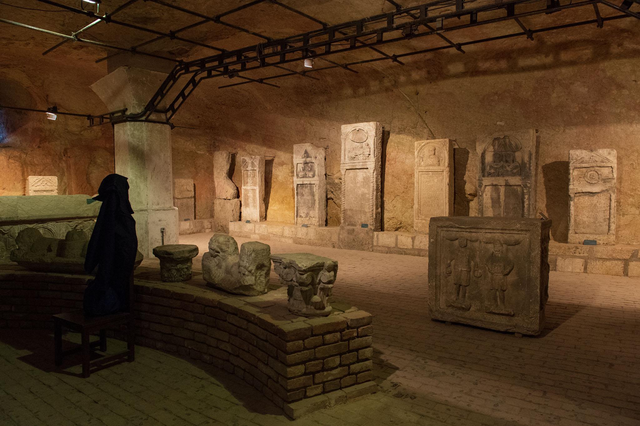 Rimski spomenici, Barutana