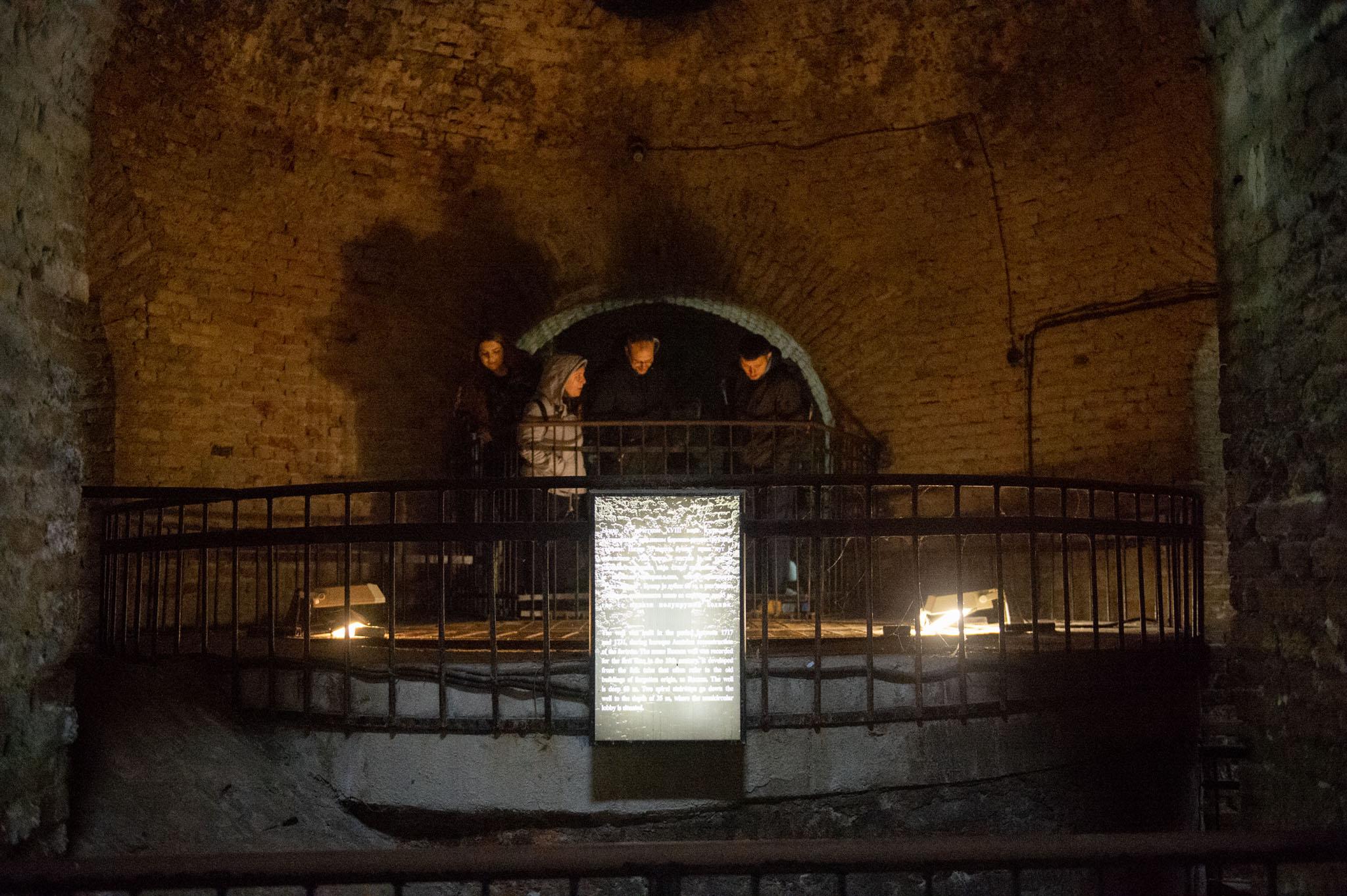 Rimski bunar, Beograd ispod Beograda